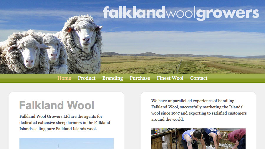Falkland Wool Growers