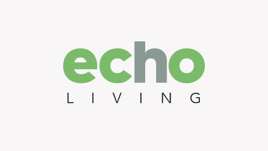 Echo Living - Logo Design
